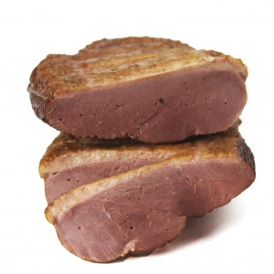 Smoked Magret Duck Breast