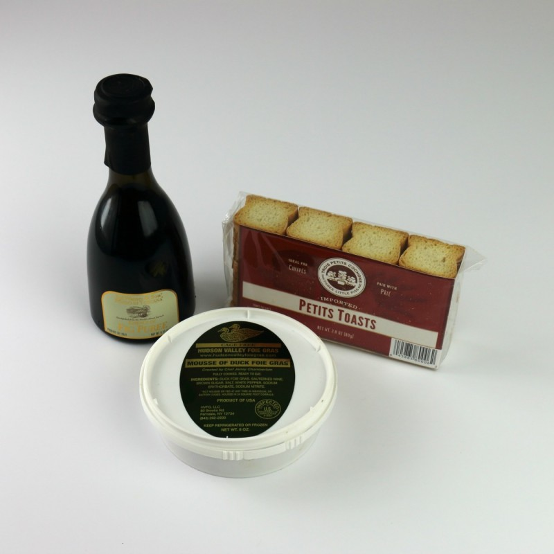 The Foie Gras Canapé Kit