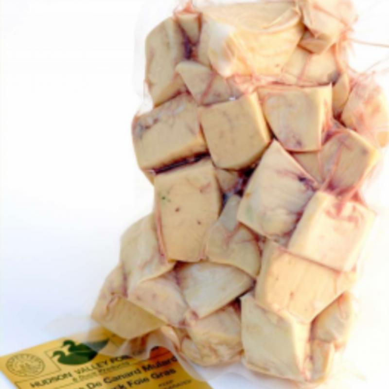 Foie Gras Cubes