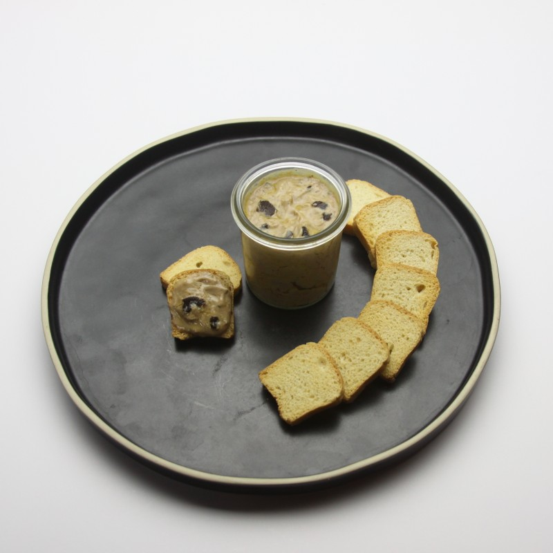 Mousse of Foie Gras with Truffles