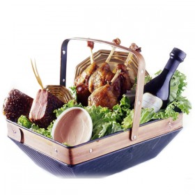 The Hudson Valley Connoisseur Basket