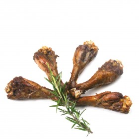 Slow Cooked Spicy Chipotle Duck Wing Drumettes